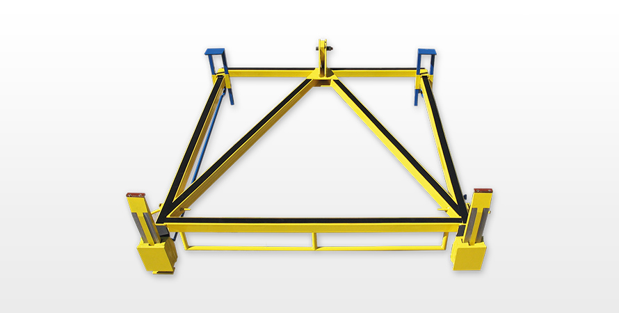 Forklift open-glass frame ROG 1